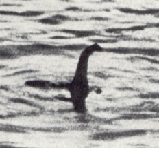 Loch Ness Monster hoax photo 1934
