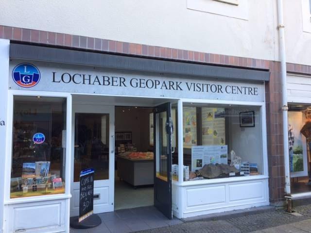 Lochaber Geopark Visitor Centre