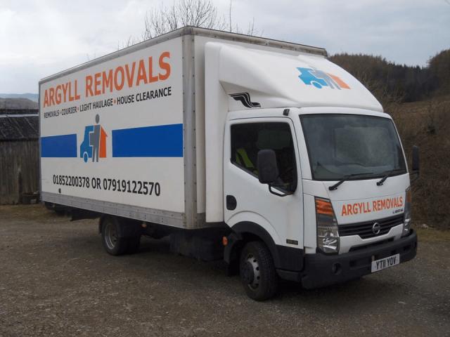 Argyll Removals & Storage