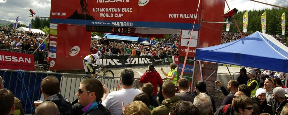 Fort William proudly named Outdoor Capital of the UK