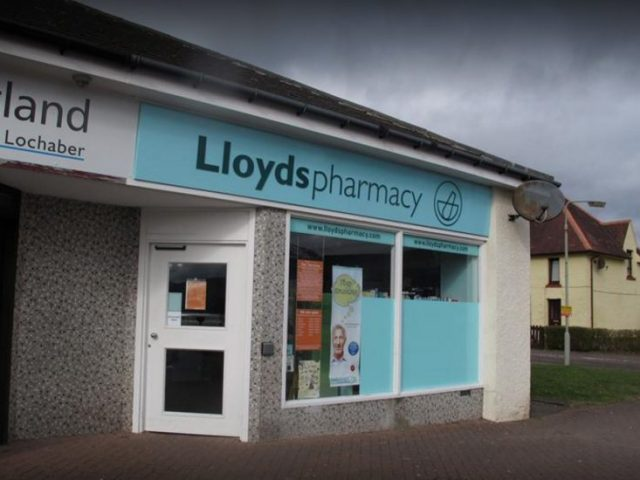 Lloyds Pharmacy – Caol