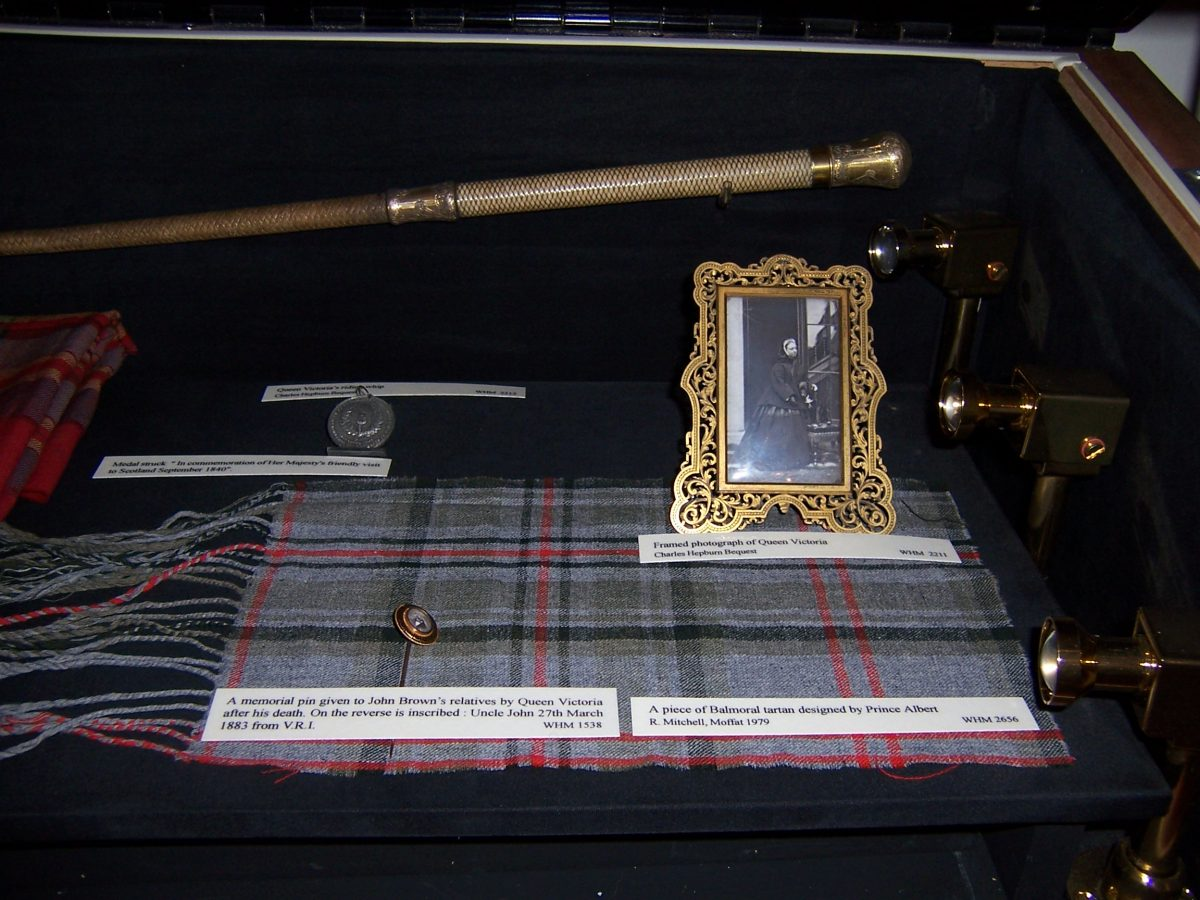 West Highland Museum: The Hepburn Bequest
